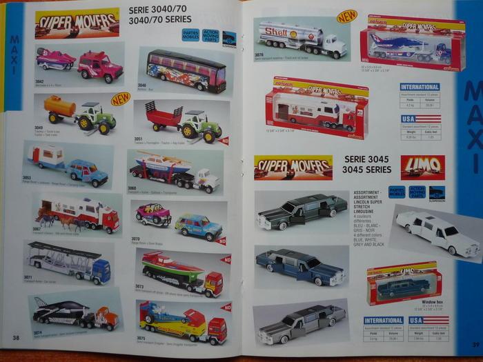 1994 DIN-A-4 Catalogue 6114905