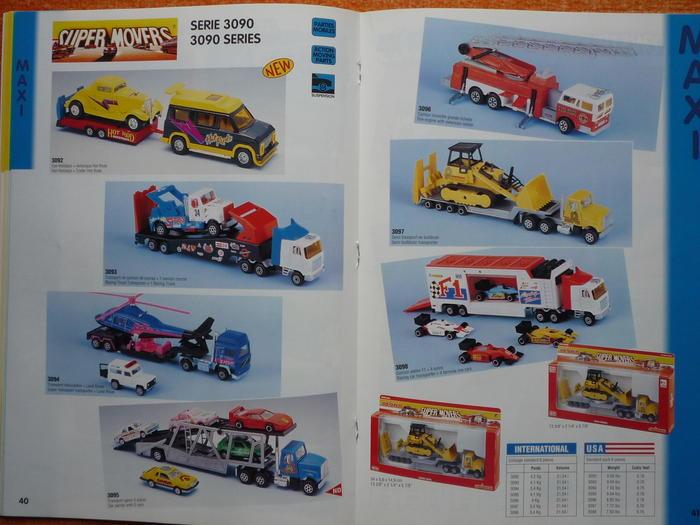1994 DIN-A-4 Catalogue 6115075