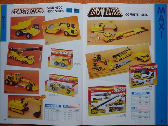 1994 DIN-A-4 Catalogue 6115077