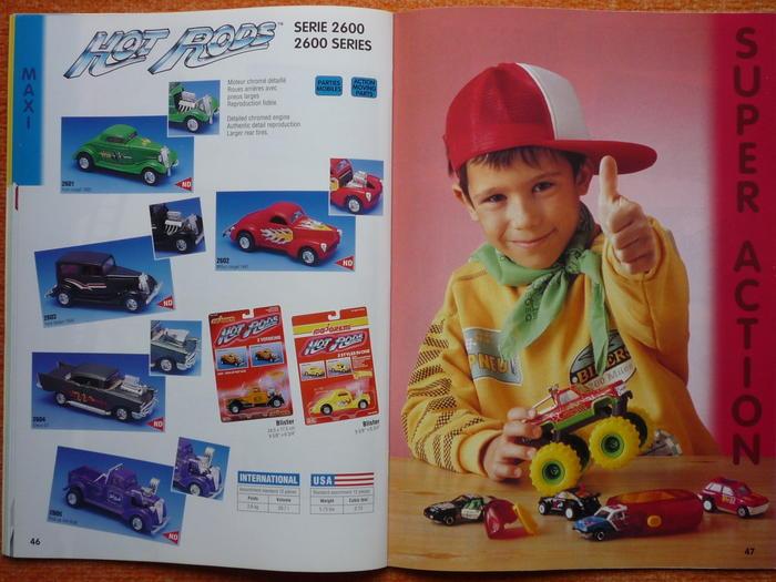 1994 DIN-A-4 Catalogue 6115079