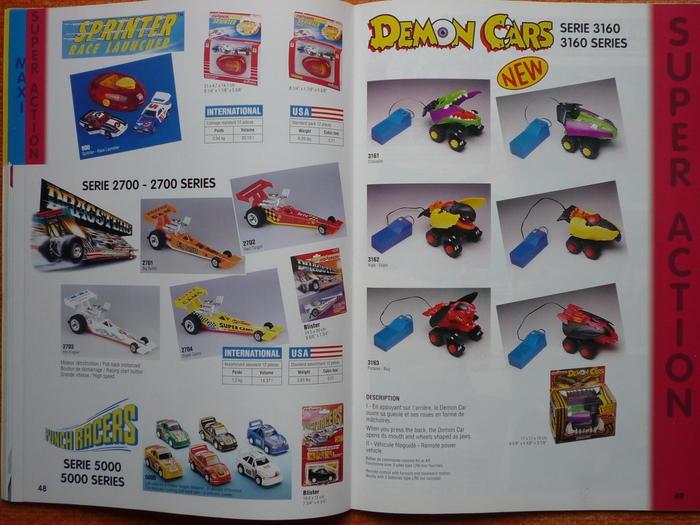 1994 DIN-A-4 Catalogue 6115080