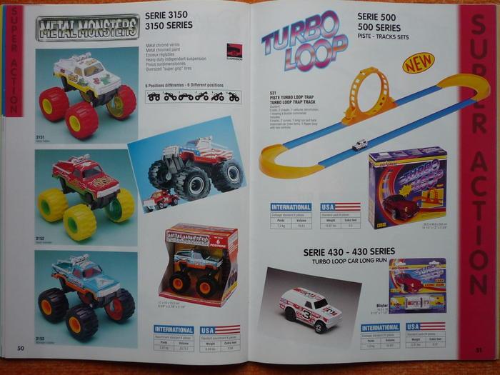 1994 DIN-A-4 Catalogue 6115081