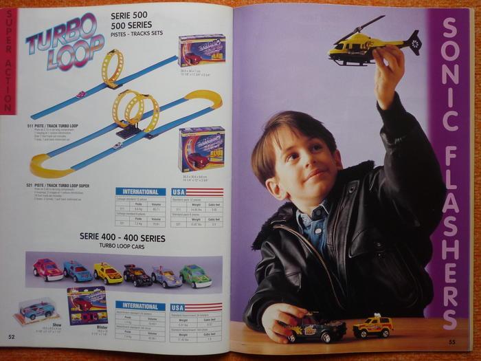 1994 DIN-A-4 Catalogue 6115082