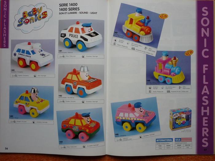 1994 DIN-A-4 Catalogue 6115083