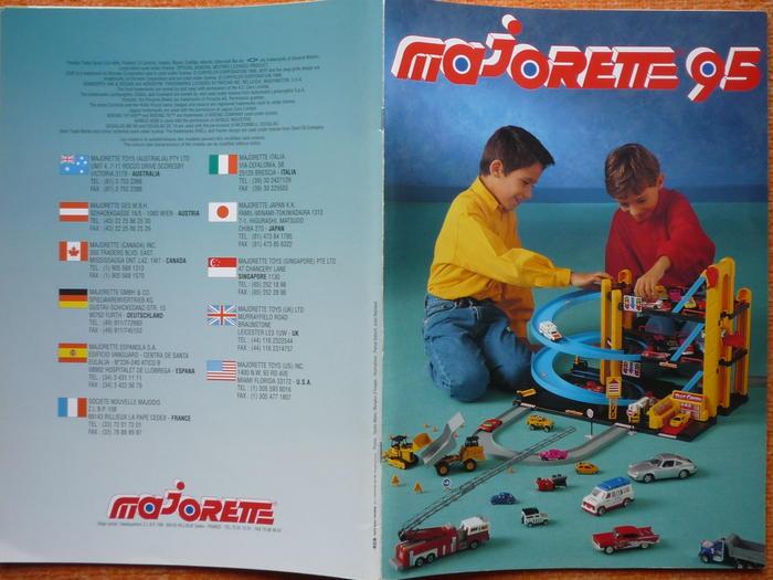 1995 DIN-A-4 Catalogue 6115433