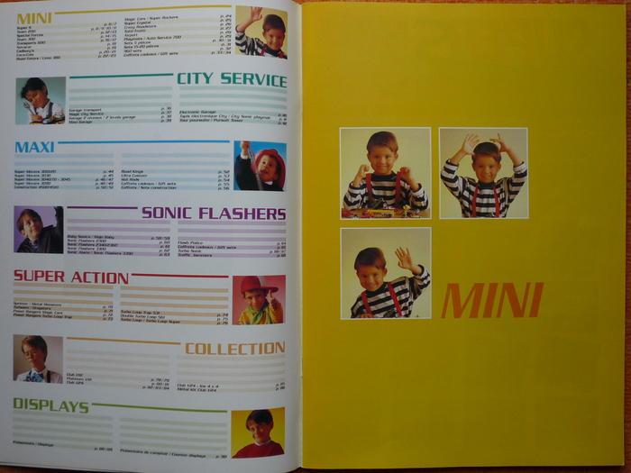 1995 DIN-A-4 Catalogue 6115435