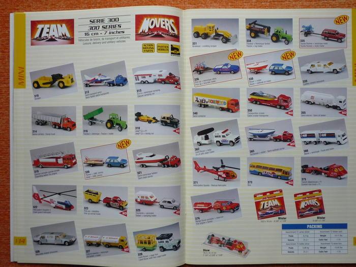 1995 DIN-A-4 Catalogue 6115440