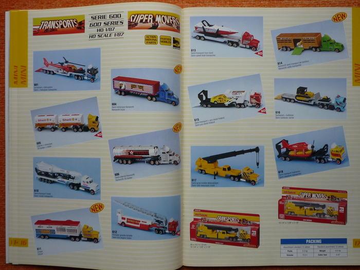 1995 DIN-A-4 Catalogue 6115441