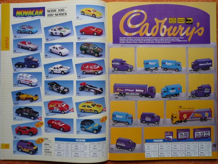 1995 DIN-A-4 Catalogue 6115442