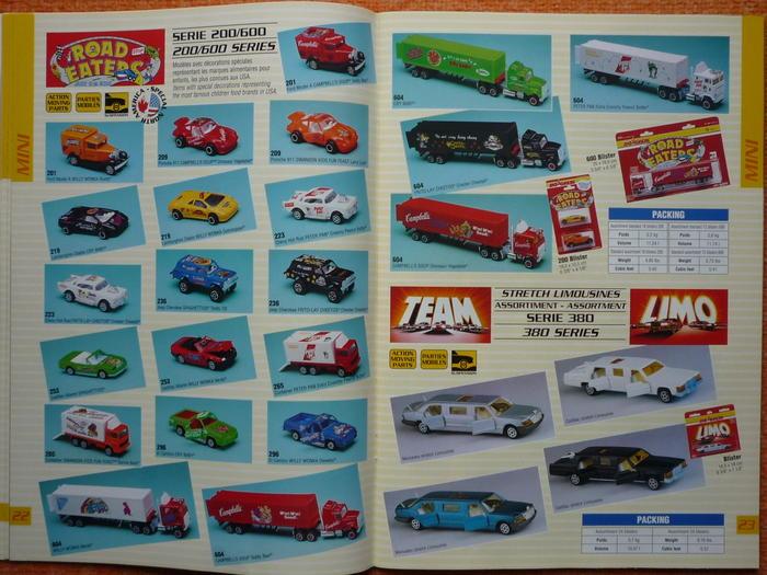 1995 DIN-A-4 Catalogue 6115677
