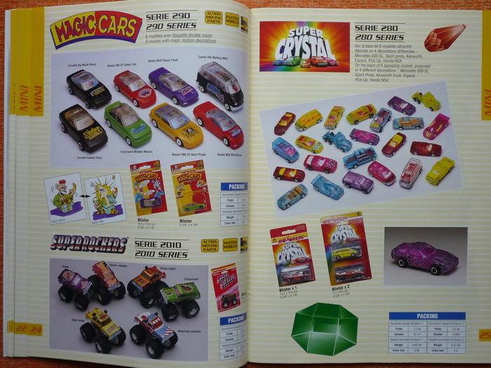 1995 DIN-A-4 Catalogue 6115678