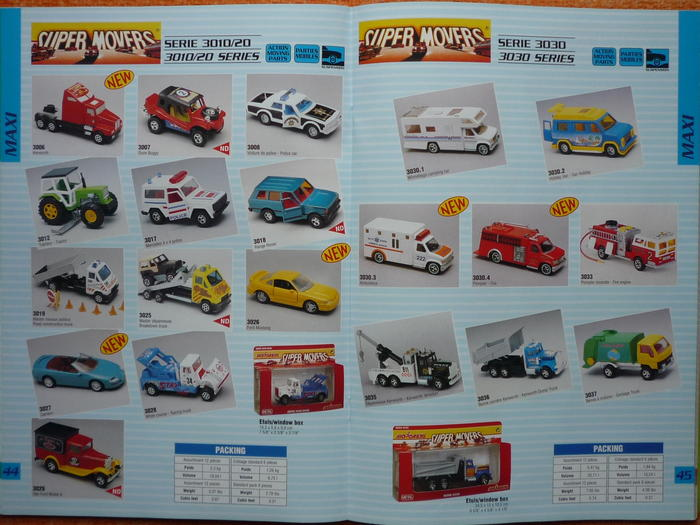 1995 DIN-A-4 Catalogue 6115767