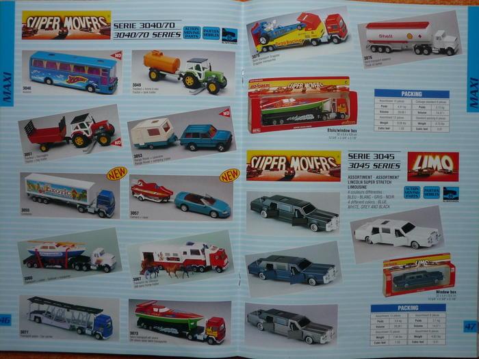 1995 DIN-A-4 Catalogue 6115768