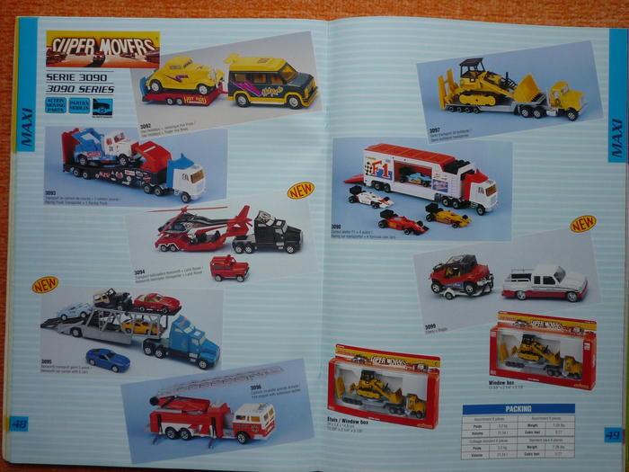 1995 DIN-A-4 Catalogue 6115769