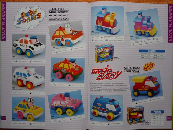 1995 DIN-A-4 Catalogue 6115774