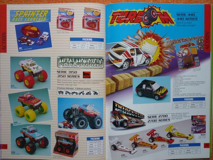 1995 DIN-A-4 Catalogue 6115930