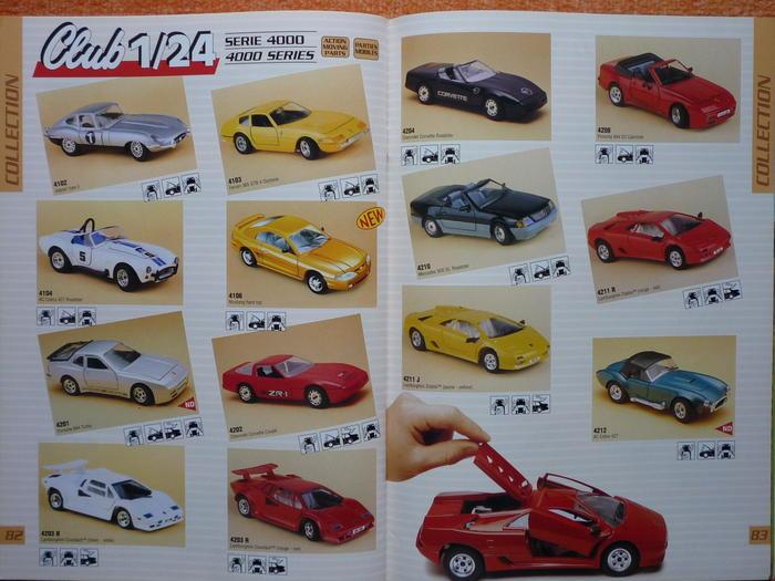 1995 DIN-A-4 Catalogue 6116160