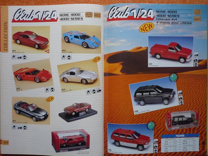 1995 DIN-A-4 Catalogue 6116161