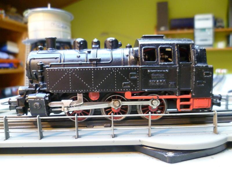 Meinen ältesten Zug..... 6830800jkf