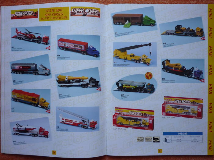 1996 DIN-A-4 Catalogue 6835243rab