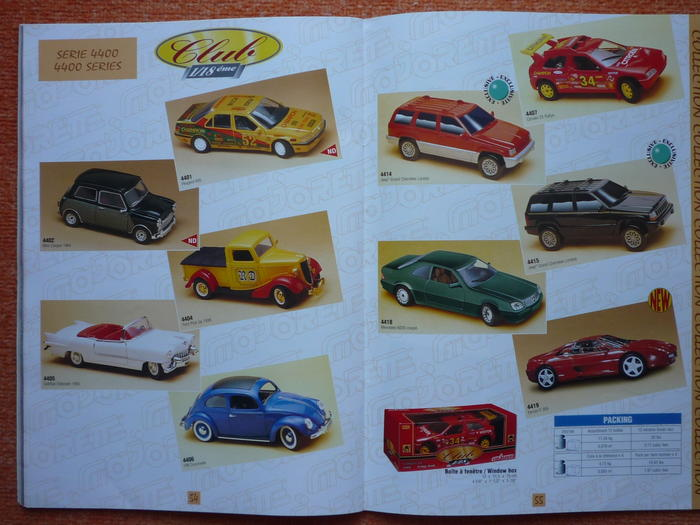 1996 DIN-A-4 Catalogue 6835384mad