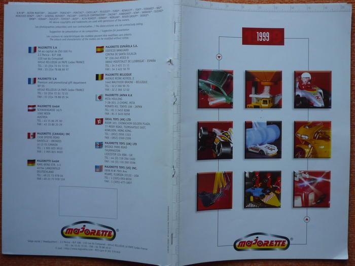 1999 DIN-A-4 Catalogue 6925826ixj