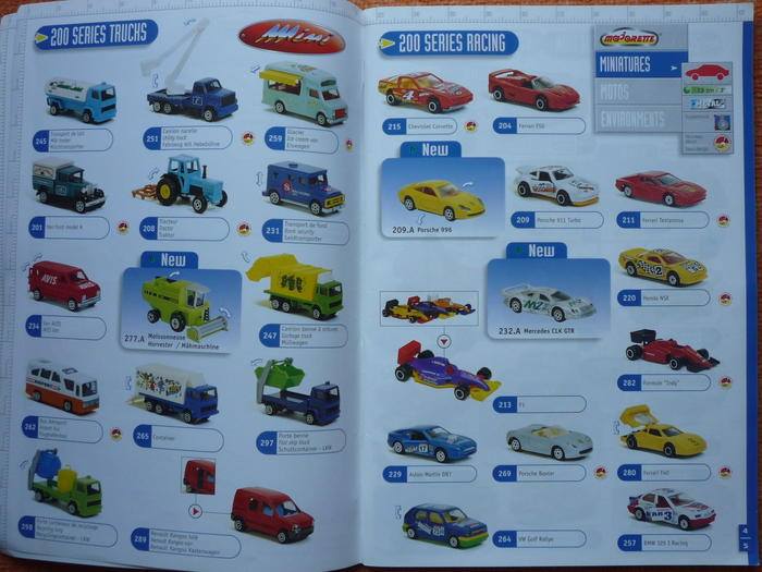 1999 DIN-A-4 Catalogue 6925829cgn