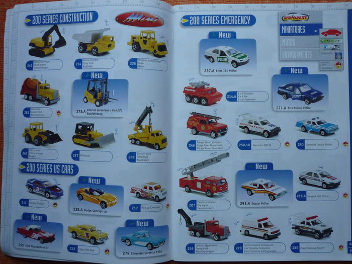 1999 DIN-A-4 Catalogue 6925830ovi