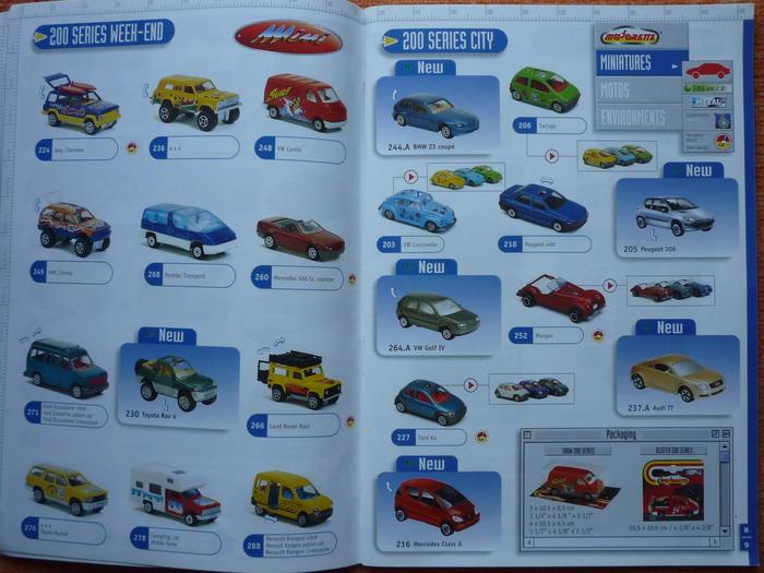 1999 DIN-A-4 Catalogue 6925831rye