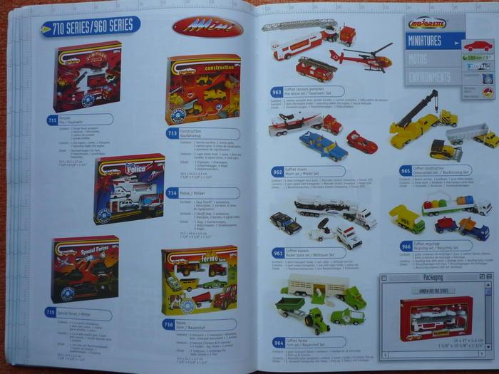 1999 DIN-A-4 Catalogue 6925907knl