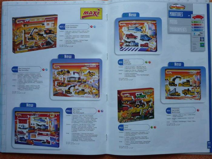 1999 DIN-A-4 Catalogue 6926005bcd
