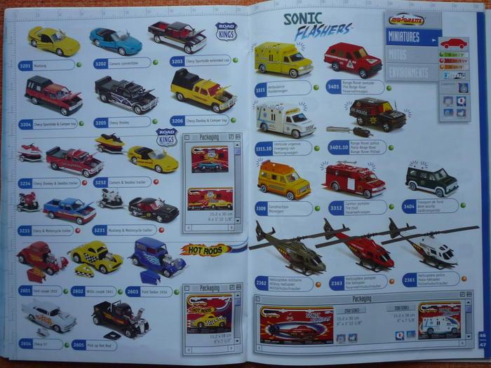 1999 DIN-A-4 Catalogue 6926006kkm