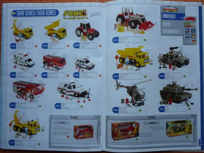 1999 DIN-A-4 Catalogue 6926007cgc
