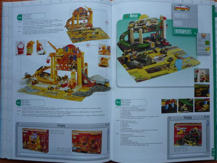 1999 DIN-A-4 Catalogue 6926137mhc