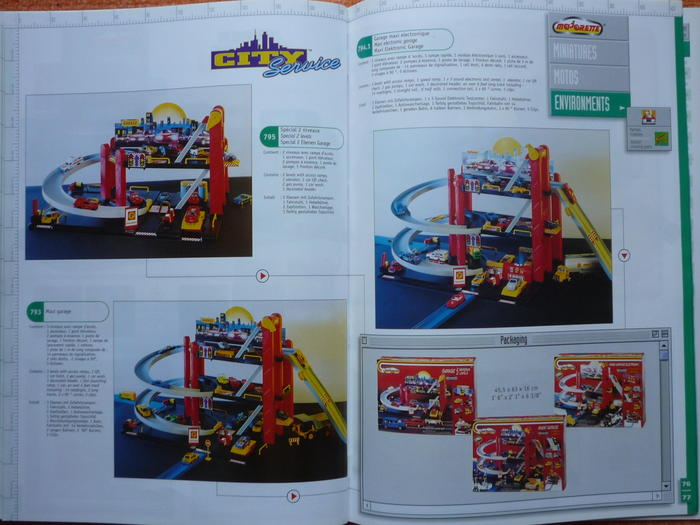1999 DIN-A-4 Catalogue 6926141lbg
