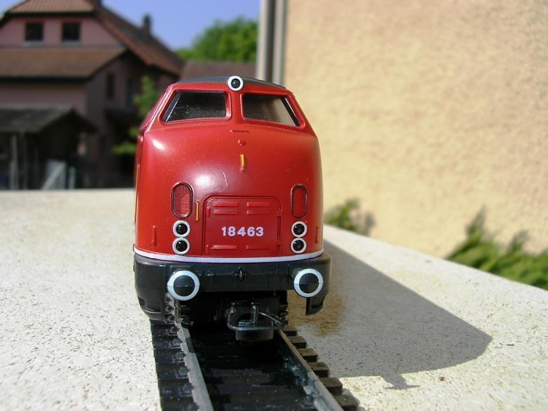 SBB Diesellokomotiven 6972181das