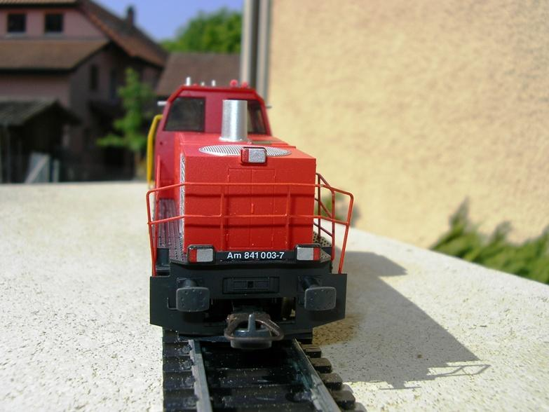 SBB Diesellokomotiven 6973050bwb