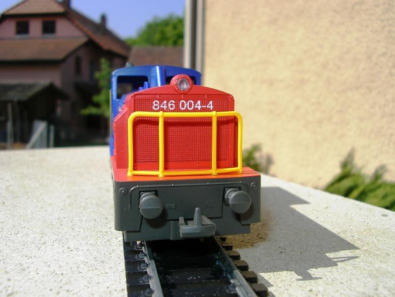 SBB Diesellokomotiven 6973104xpe