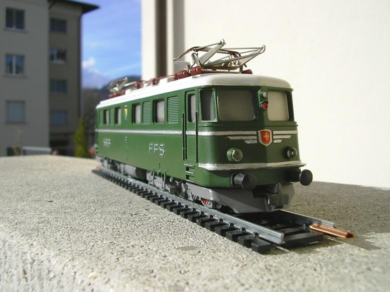 Kleinbahn Ae 6/6 11404 SBB 6998104zcd