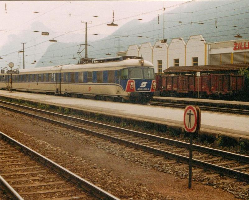 Jenbach in Tirol  7131316eqk