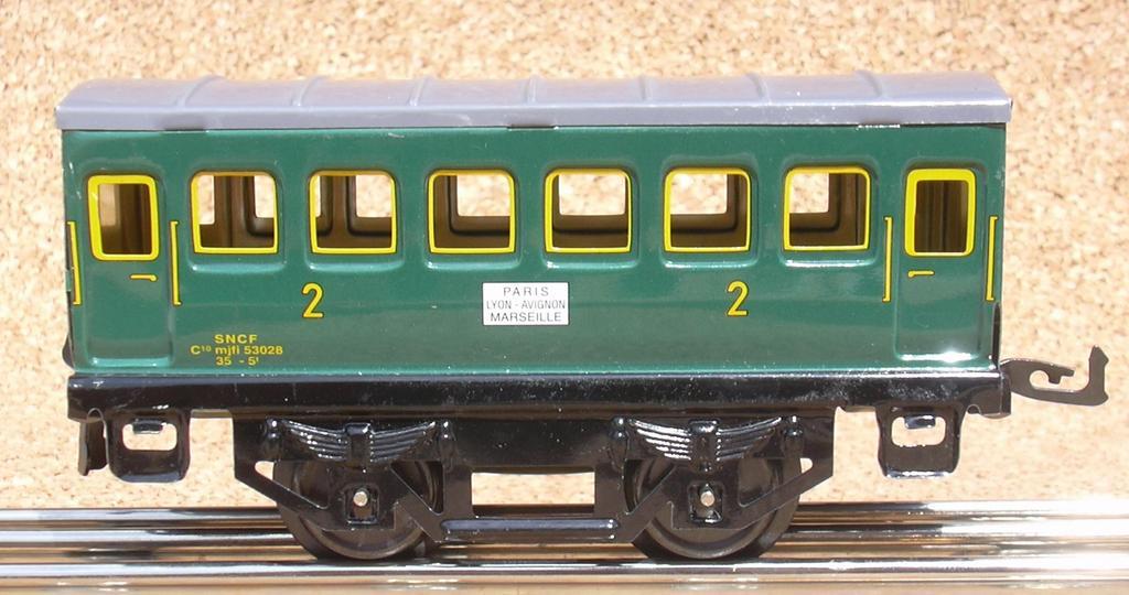 Hornby Personenwagen für Hachette 7187033apd