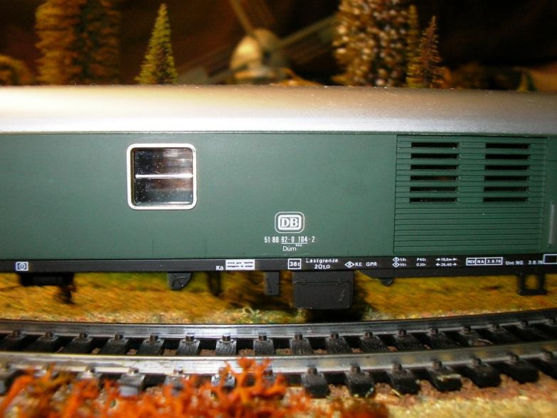 Jouef DB Personenwagen 7224859ggn