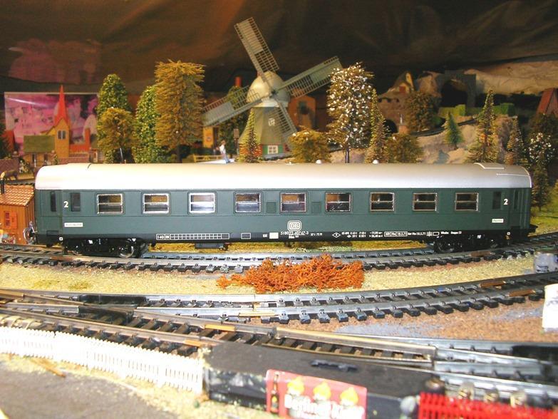 Jouef DB Personenwagen 7224910pij