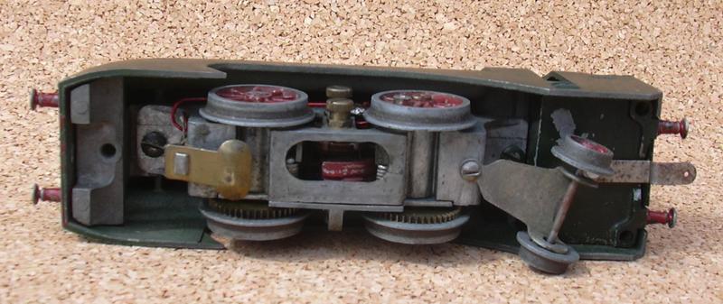 Stromlinienlok Spur 0  L.R. aus Frankreich 7429459car