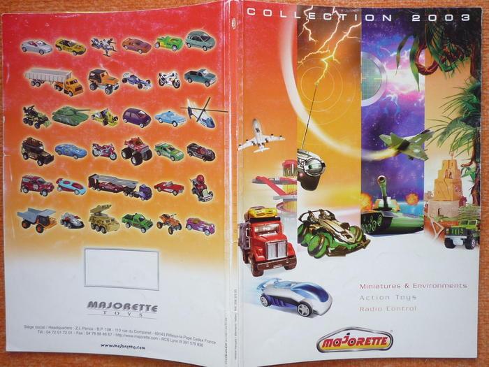 2003 DIN-A-4 Catalogue 7464647yrt