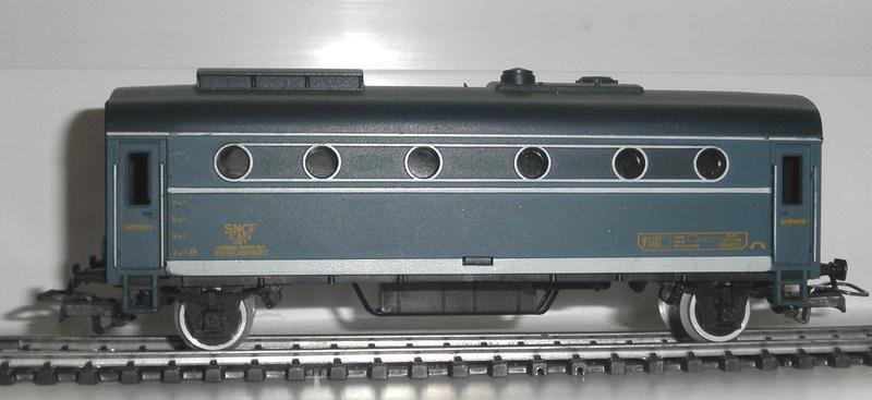 Jouef , Heizwagen der SNCF 7684268ydy