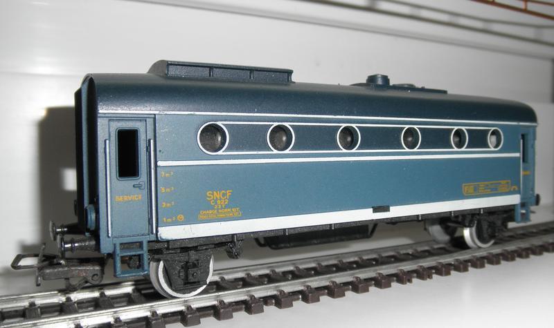 Jouef , Heizwagen der SNCF 7684269one