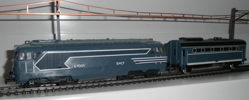 Jouef , Heizwagen der SNCF 7686916fok