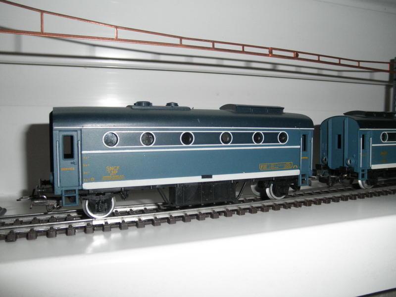 Jouef , Heizwagen der SNCF 7686918ozn