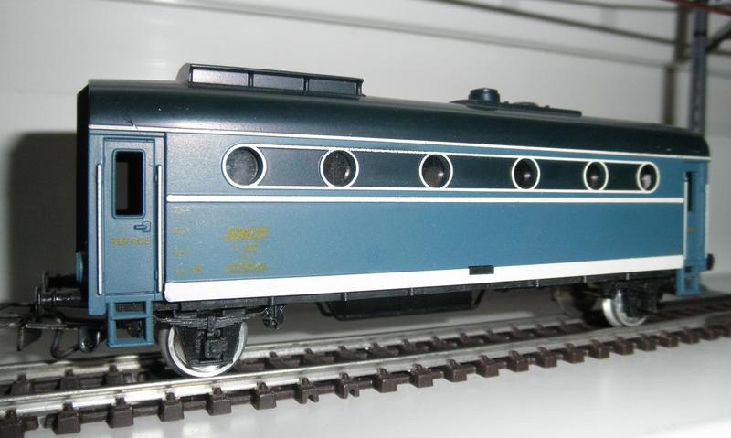 Jouef , Heizwagen der SNCF 7686919mvq
